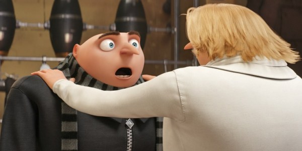 Gru Has (Twin) Brother Trouble In New Despicable Me 3 Trailer