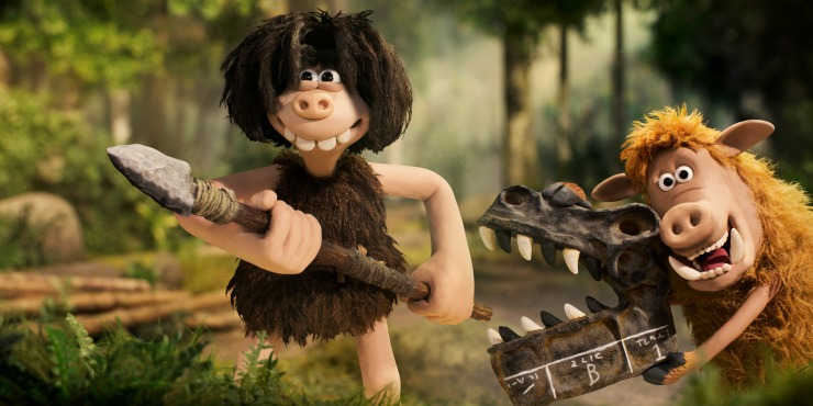 Aardman Go Prehistoric In Early Man First Trailer