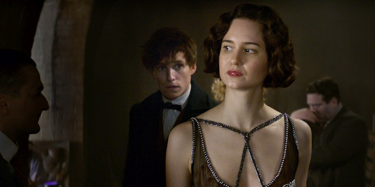 Win Fantastic Beasts And Where To Find Them On DVD