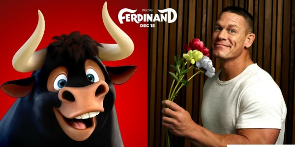 Watch UK Trailer For Ferdinand, A Different Type Of Bull