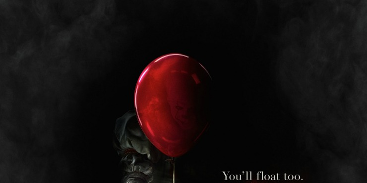 New iT Poster Will Make You Float, First Trailer Tomorrow!