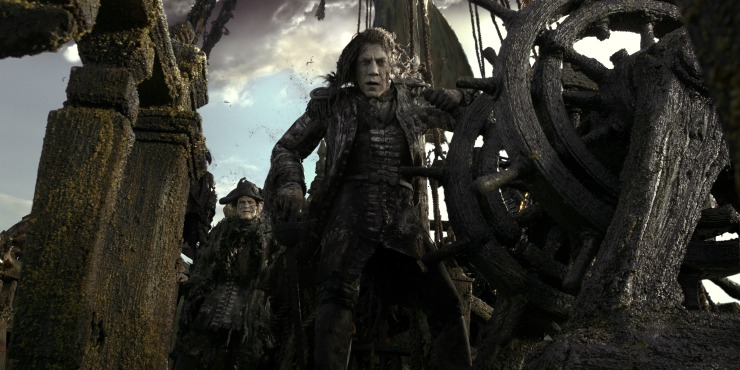 Pirates Of The Caribbean: Salazar's Revenge UK Trailer, Johnny Is A Wanted Man