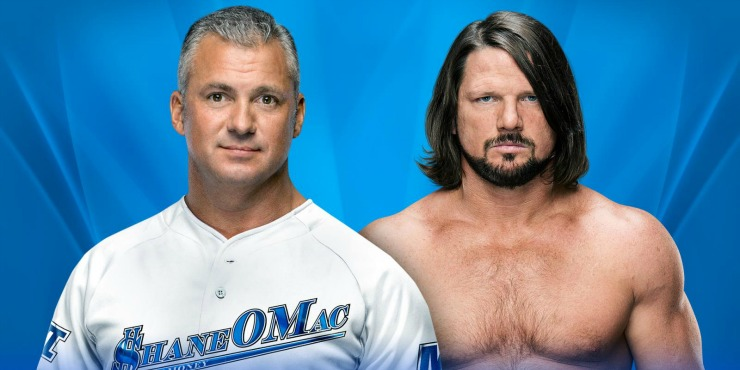 Wrestlemania 33 Match Preview: AJ Styles VS Shane McMahon