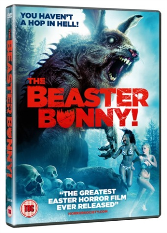 DVD Review - The Beaster Bunny (2017) - The People's Movies