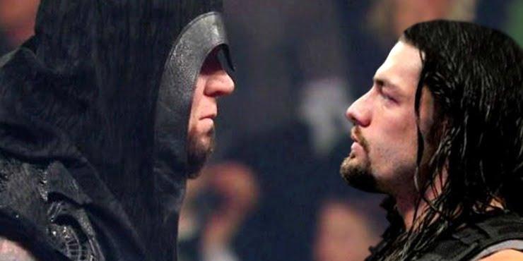 Undertakers VS Roman Reigns: Wrestlemania Plans