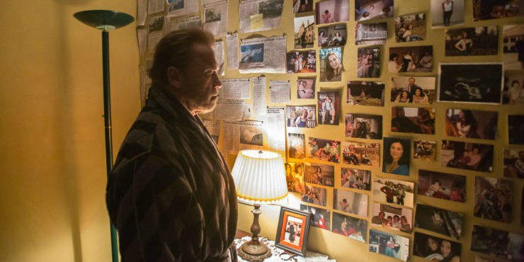 Arnold Schwarzenegger 'Closing In' On New Aftermath Clips