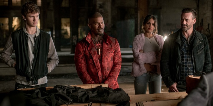 Volume Up, Slam Down The Pedal, Baby Driver Gets 2nd Trailer