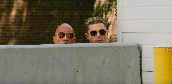 In Third Baywatch UK Trailer Live Fast, Run Slow. Beaches ain't ready for This