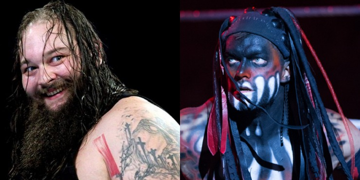 Finn Balor VS Bray Wyatt Feud Planned?