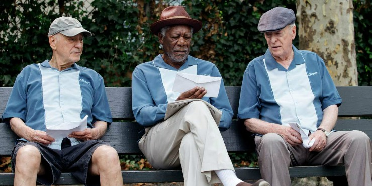 Film Review – Going In Style (2017)