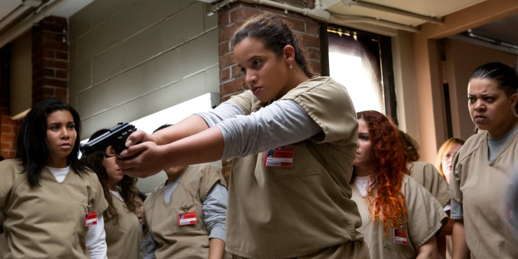 Shots Fired In First Look Trailer For Orange Is The New Black Season 5