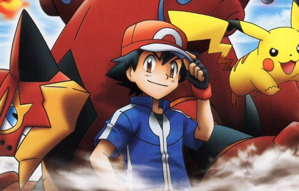 Anime Review – Pokémon: Volcanion and the Mechanical Marvel
