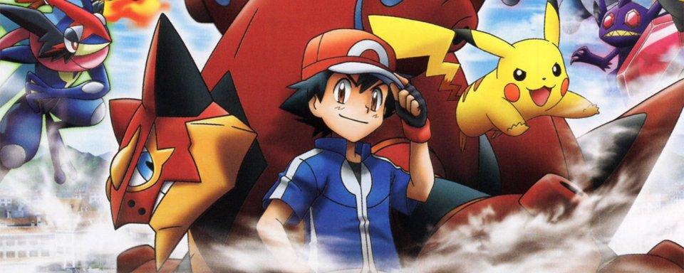 Anime Review – Pokémon: Volcanion and the Mechanical Marvel
