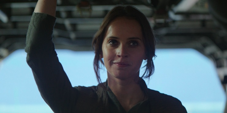 Win Rogue One: A Star Wars Story On DVD