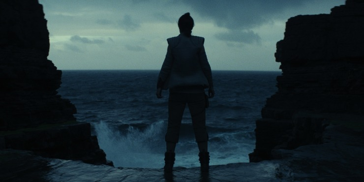 Give In to Trailer, Feel The Force Of Stars Wars: The Last Jedi