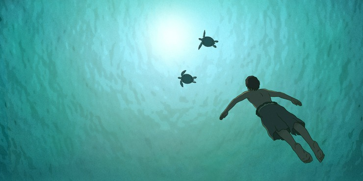 Watch The Gorgeous New UK The Red Turtle Trailer