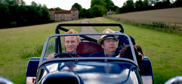Watch The Offical Trailer For Stephen Fry's The Hippopotamus