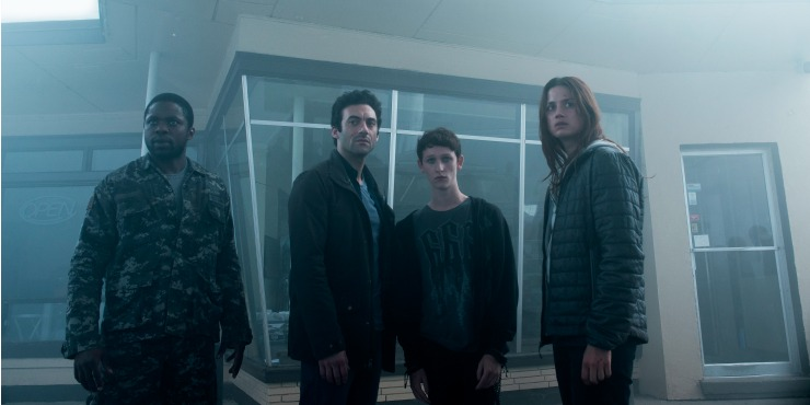Fear Human Nature, Watch Stephen King's The Mist TV  Show Trailer