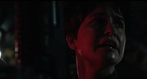 New Alien: Covenant Clip Is Sigourney Weaver 'MUTHUR'?