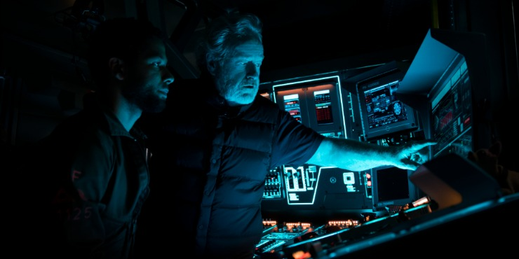 BAFTA To Honour Sir Ridley Scott With Fellowship
