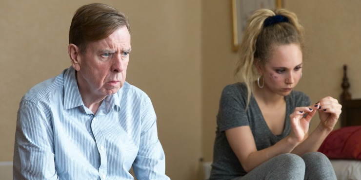 Win Away On DVD Starring Timothy Spall, Juno Temple