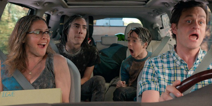 Diary Of A Wimpy Kid: The Longhaul Clips 'tell you what you want, what I really, really want'