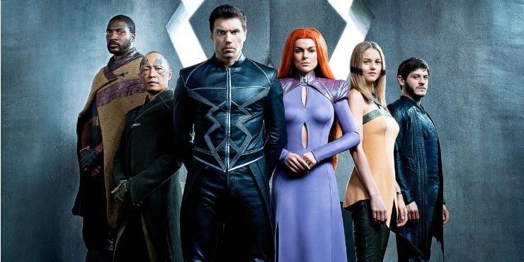 Marvel's Inhumans TV Show Reveals New Poster