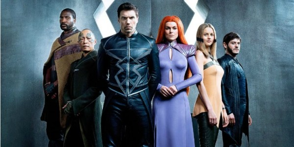 Meet Marvel's Inhumans: To the Moon and back in IMAX