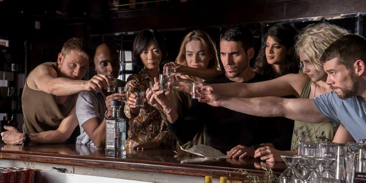 This Is Not A Game, This Is War In New Sense8 Trailer