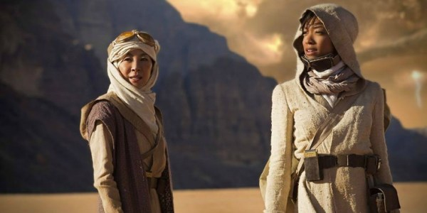 Live Long And Prosper And Watch Netflix's Star Trek Discovery UK Trailer