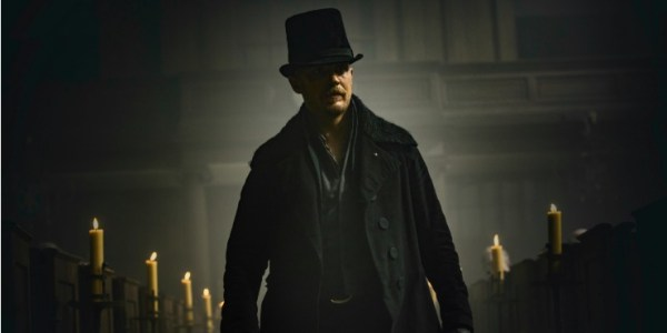 Win Tom Hardy's Taboo On Blu-ray
