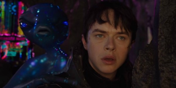 One Final Valerian And The City Of The Thousand Planets Trailer Simply Cosmic!