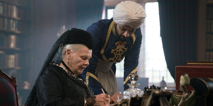Win Victoria & Abdul On DVD