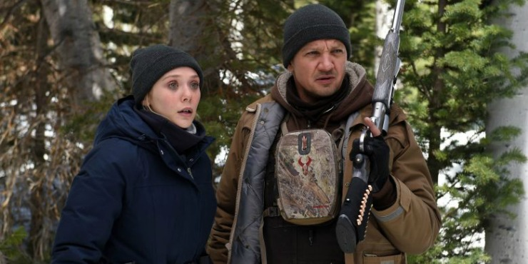 Taylor Sheridan's Wind River First Trailer Sees Jeremy Renner And Elizabeth Olsen Hunt A Killer