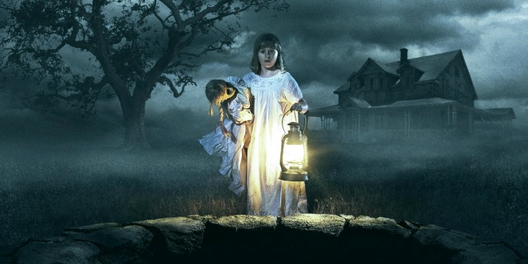 New Annabelle: Creation Trailer 'Conjures Nightmares'