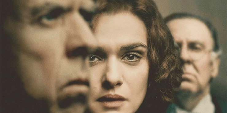 Watch Exclusive Featurette For Denial Starring Rachel Weisz, Timothy Spall