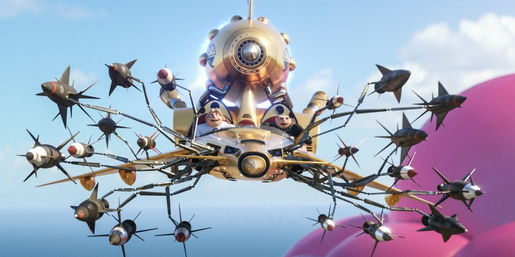 It's 'Brotherly Love' In New Despicable Me 3 Featurette