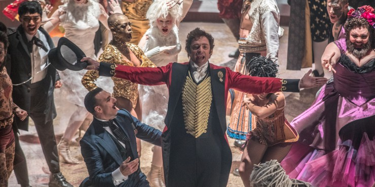 'Sing A Long' With The Greatest Showman This Weekend