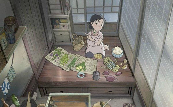 Watch New Clips For Anime In This Corner Of The World