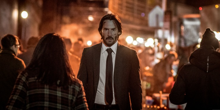 DVD Review – John Wick: Chapter 2 (2017)