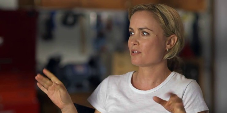 The Shack Interview – Radha Mitchell