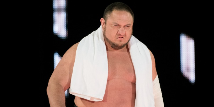 Five of Samoa Joe's best matches