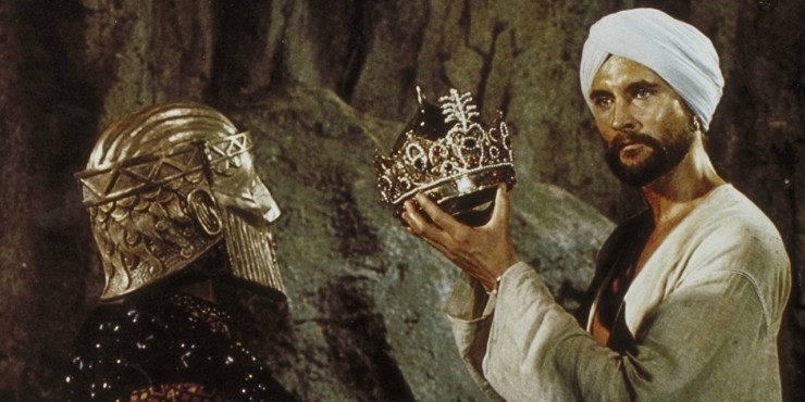 Bluray Review – Sinbad Trilogy from Indicator