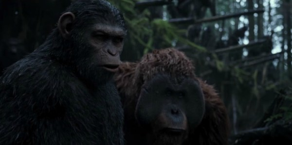 New War For The Planet If The Apes Featurette Looks At Visual Effects