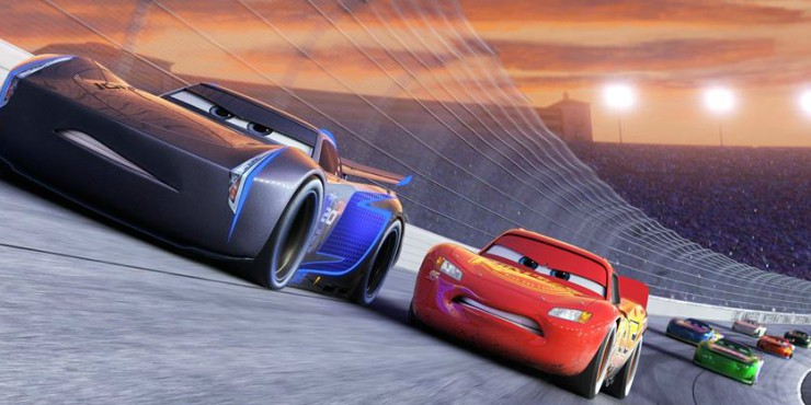 Film Review – Cars 3 (2017)