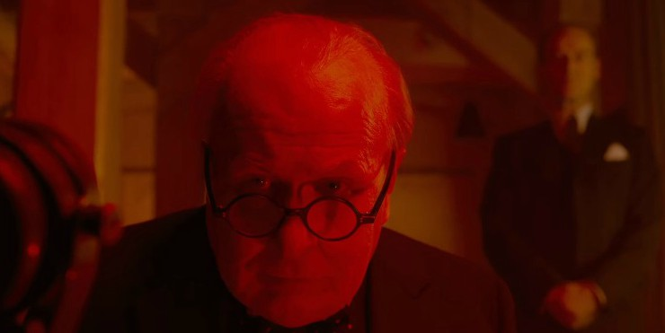 Never Surrender Until You Watch The Darkest Hour First Trailer