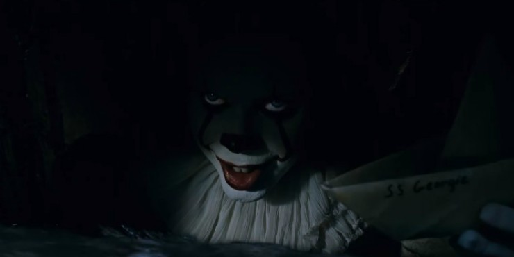 He Knows What You Fear, Watch New IT Trailer Two!