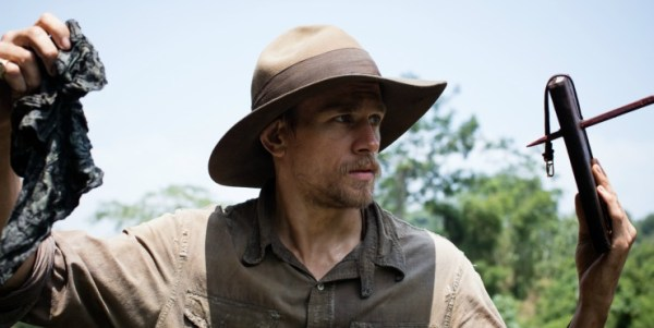 Win Lost City Of Z On DVD