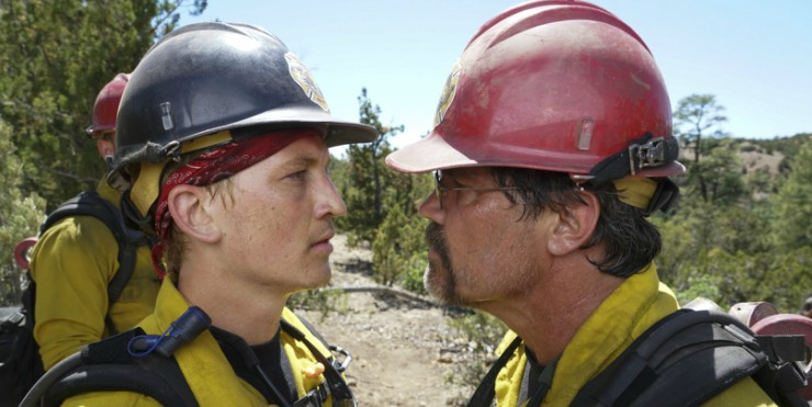 Bravery Spread Like Wildfires In Only The Brave First Trailer