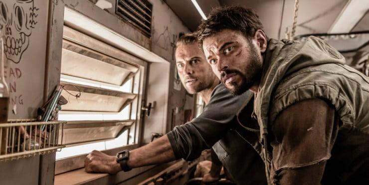 Film Review – Origin Wars (2016)